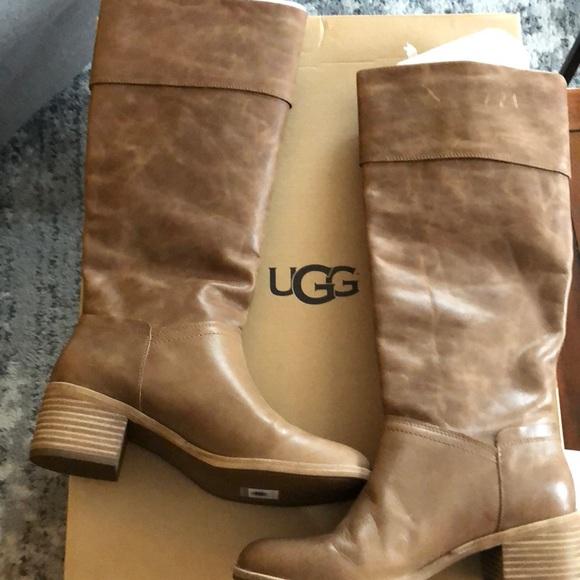 1490d06fffb UGG Carlin Boots Brown
